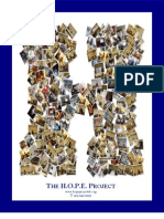 The HOPE Project Program 2011