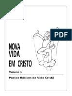 01 Nova Vida Em Cristo