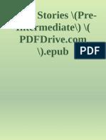 Short Stories (Pre-Intermediate) ( PDFDrive )