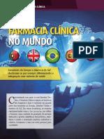 Farmácia Clínica No Mundo