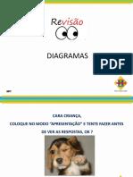 Na Ponta Da Língua Revisão de Diagramas