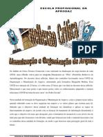 Reflexão Manutenção e Organização de Arquivo