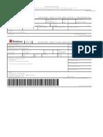 Impressão de Boleto Para Pagamento