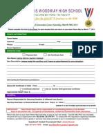 Auction Procurement for EWHS Baseball