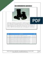TopFlite Components - EMI / RFI Non-Enviromental Backshells