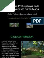 Arquitectura prehispanica en la sierra nevada de santamarta Conclusiones