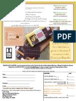 DRMP Chocolate Flyer