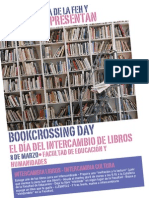 Bookcrossing Day - El Día del Intercambio de Libros