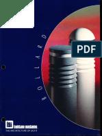 LSI Architectural Bollard Series Brochure 1995