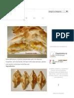 EMPANADAS DE CHOCLO _
