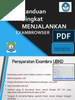Panduan exam browser