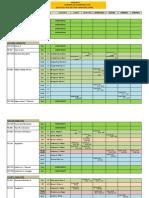 Horarios Doc. Ing. Civil Sem. 2-2020
