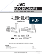 XV-THC20J Schematic