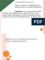 01 Admin. Communication (Intro)