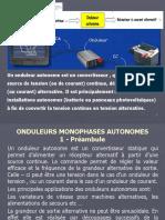 VIII -Onduleur monophasé - Autonome (1)