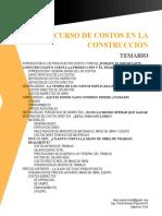 Curso de Costos en La Construccion Tema 1 Introduccion