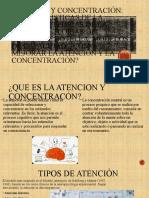 Atención y Concentración [Autoguardado]