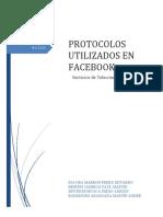 Protocolos de Facebook Trabajo Servicios de Telec. 2