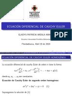 diapositivas de cauchy-euler