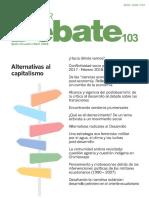 Ecuador Debate 103 Resumen