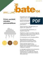 ECUADOR DEBATE 104. CAAP