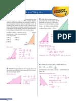 Trigonometria - Exercícios Resolvidos