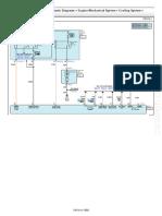 Kia Picanto II Gen. (TA) EWD – Cooling System