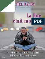 Baldy Michel-La Rue Était Mon Lit