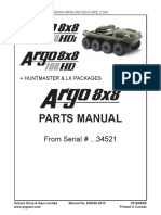 ARGO 8X8 750HDI Manual