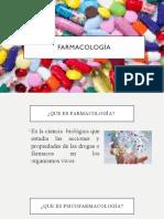 Trabajo 1° Farmacología