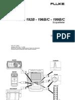 Fluke 199 B Owners Manual