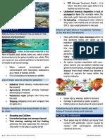 2 Precaution to Prevent Pollution of Marine Environment