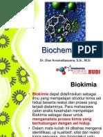 Kontrak Perkuliahan dan Biokimia Kesehatan (1)
