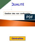 9 Gestion Des Non Conformités HRN