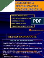 Radio-imagistica in ti Med.chir.