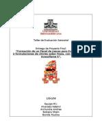 PROYECTO FINAL Evaluacion Sensorial Escrito