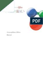 ConceptDrawOffice_Manual