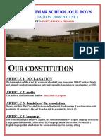 ika grammar school 2006.07 set constitution