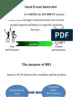 PPT- BEI & BDI