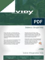 Apresentação Grupo Vidy