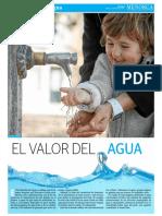 Suplemento del Día del Agua del Diario Menorca