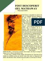 Almanah Anticipaţia 1986 - 22 William Tenn - Cum a fost descoperit Morniel Mathaway 2.0 '{SF}