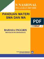 Inggris IPA-IPS-Bahasa