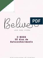 EBOOK 30 DIAS DE AUTOCONHECIMENTO