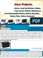 Battery Projects, Automobile Batteries-29079