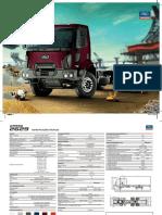 Ca.Pipa - FORD 2628 (OEK5G48) - Ficha Técnica