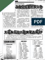 Wuzuquan - 36methods of Chinna