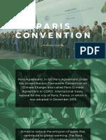 PARIS CONVENTION ppt