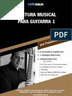 Lectura Musical 1 - Guitarra - Federico Palmero - Gratis