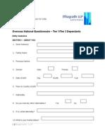 Questionnaire - T1 & T2- EC - Dependant-1